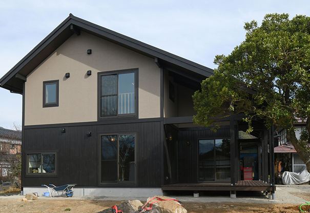 ジャパネスクハウス「程々の家」 画像